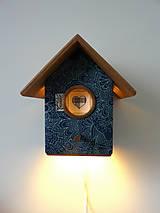 Svietidlá a sviečky - Svietidlo ŽIŽA búdka 537 - 4826812_