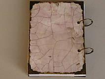 Papiernictvo - POPOLUŠKA A5-  zápisník - 4834127_