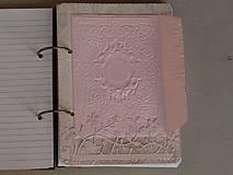 Papiernictvo - POPOLUŠKA A5-  zápisník - 4834139_
