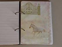 Papiernictvo - POPOLUŠKA A5-  zápisník - 4834146_