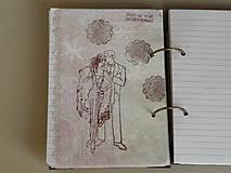 Papiernictvo - POPOLUŠKA A5-  zápisník - 4834151_