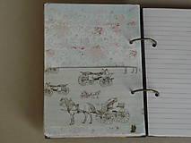 Papiernictvo - POPOLUŠKA A5-  zápisník - 4834153_