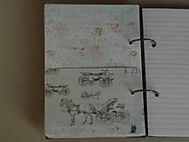 Papiernictvo - POPOLUŠKA A5-  zápisník - 4834154_