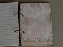 Papiernictvo - POPOLUŠKA A5-  zápisník - 4834157_
