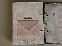 Papiernictvo - POPOLUŠKA A5-  zápisník - 4834160_