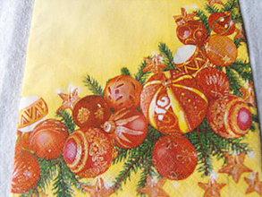 Papier - servitky Vianoce 2 - 4838332_