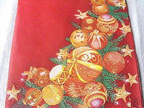 Papier - servitky Vianoce 3 - 4838334_