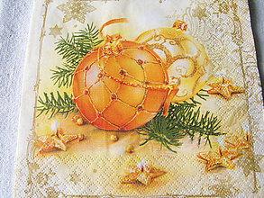Papier - servitky Vianoce 4 - 4838342_