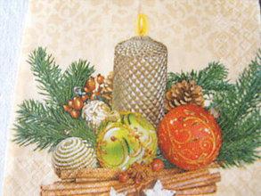 Papier - servitky Vianoce 16 - 4838501_