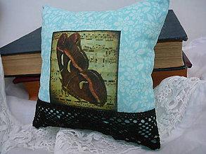 Úžitkový textil - dekoračný ihelníček - 4835986_