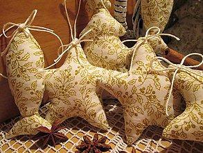 Dekorácie - vianočné ozdôbky... - 4838648_