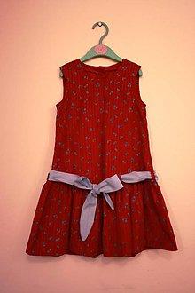 Detské oblečenie - Jesenné nezábudky - 4839931_