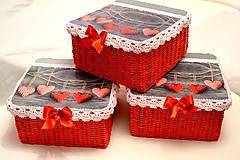 Košíky - Balíček MARKO - 4838742_