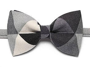 Doplnky - Motýlik Mozaikový - 4840570_