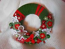 """Dekorácie - """"Vianočný"""" - 4841221_"""
