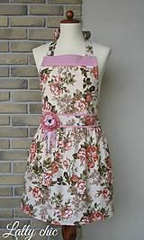 Iné oblečenie - zástera Rosa - 4847636_