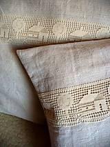 Úžitkový textil - pravé sedliacke - 4847443_
