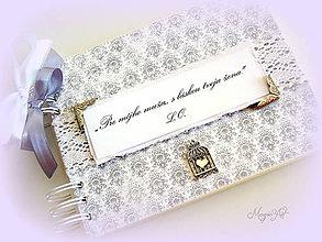 Papiernictvo - Pre môjho muža, s láskou tvoja žena... - 4847256_