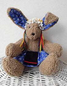 Hračky - Zajačica z Lúčnice - 4851259_