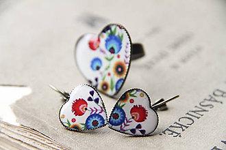 Sady šperkov - Kvietočky - 4854594_