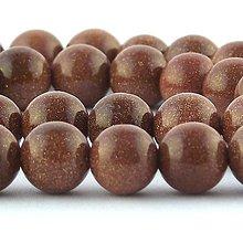 Minerály - Gold sandstone 8 mm - 4856876_