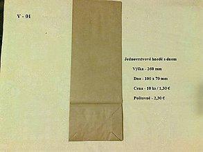 Obalový materiál - Papierové sáčky - V-01 - 4856132_
