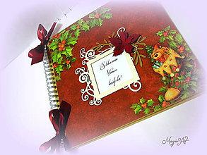 Papiernictvo - Vianočná koleda... SKLADOM - 4857365_