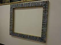 Rámiky - Rám na zarkadlo alebo obraz - 4854574_