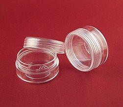 Obalový materiál - Plastová dóza - okrúhla - 4857789_