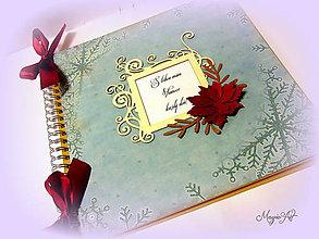 Papiernictvo - Krehká krása Vianoc... SKLADOM - 4857602_
