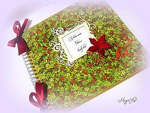Papiernictvo - Spomienky na Vianoce... SKLADOM - 4857623_