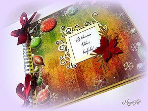 Papiernictvo - Vianočný zázrak... SKLADOM - 4857630_