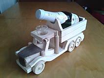 Dekorácie - Darčekové auto - 4863840_