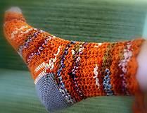 """Obuv - """"Fausty"""" veselé ponožky - AKCIA 50 - 4865368_"""