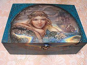Krabičky - mystická krása - 4869969_