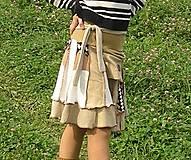 Sukne - retro sukňa 2 - 4868569_