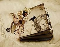 Papiernictvo - Fotoalbum na želanie pre Annamáriu V.M. - 4870216_