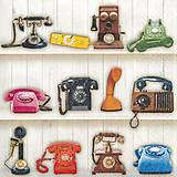 - retro telefóny - 4869154_