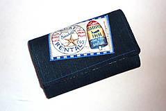 Peňaženky - Peňaženka - Morská riflová. - 4871043_
