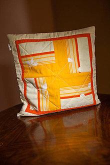 Úžitkový textil - Návlek na vankúš - 4875435_
