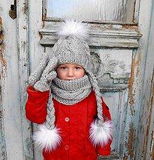 Detské čiapky - rozkaz..k foteniu pripraveny... - 4876702_