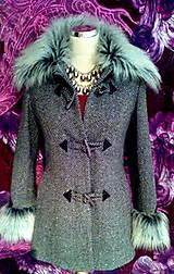 Kabáty - Zimná romantika - 4877465_