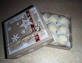 Krabičky - Krabička na domáce cukrovinky - 4877575_