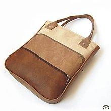 Veľké tašky - SCHOOL & OFFICE - Three Colours (middle dark) - 4878814_