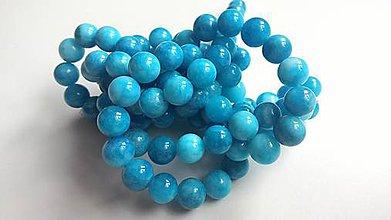 Minerály - Jadeit modrý 10 mm - 4881504_