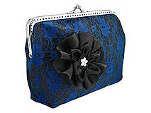 Spoločenská dámská kabelka do ruky  05301A
