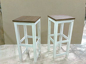 Nábytok - Barová stolička - 4883031_