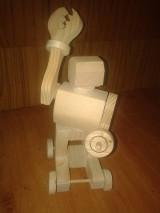 Hračky - Robot - 4884154_