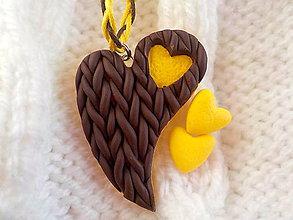 Sady šperkov - AKCIA! banany v cokolade-sada PRE TEBA... - 4885505_