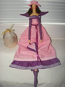 Bábiky - Anjelik - Princezná na hrášku :) - 4885941_